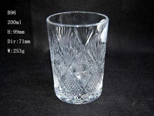 Glass Tumbler  HY-B96