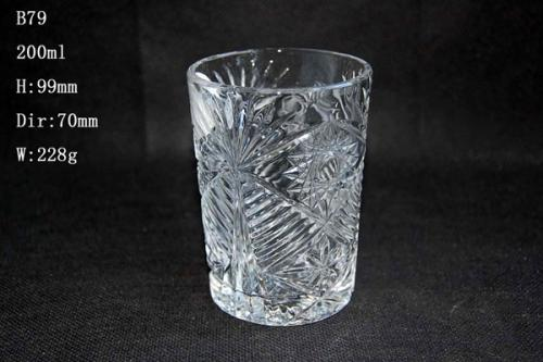 Glass Tumbler  HY-B79